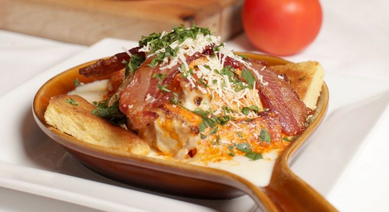 The Legendary Louisville Hot Brown