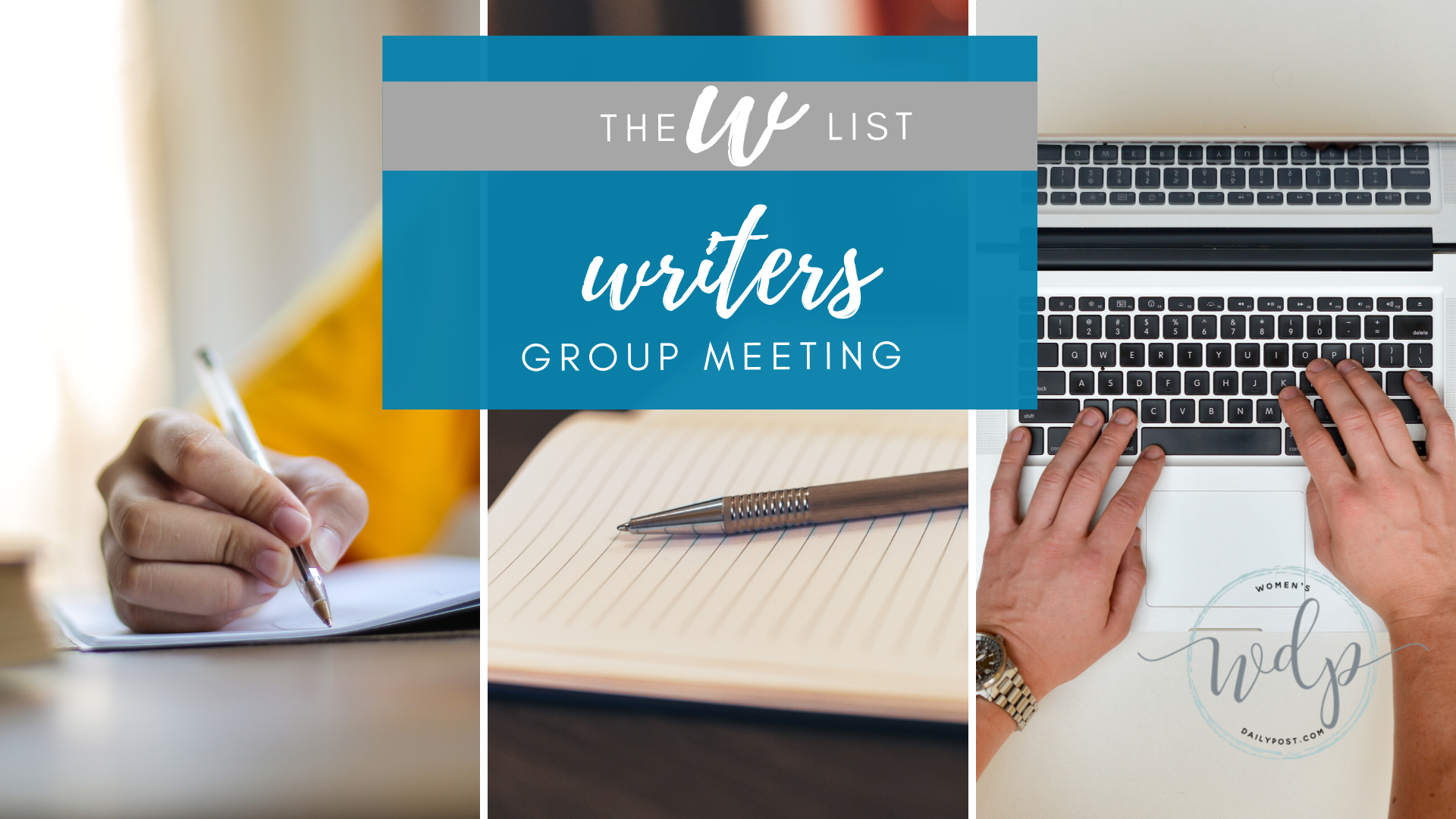January Writers Group